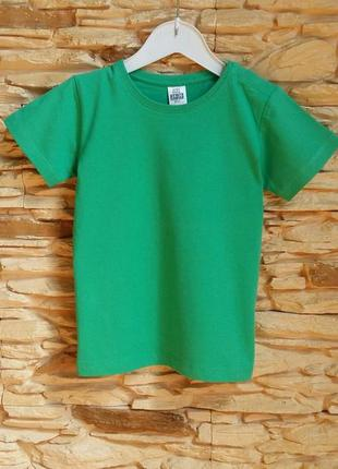 Базовая футболка zara/зара на 2-3 годика (размер 94)