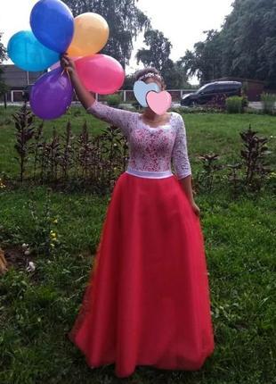 Випускне (весільне) плаття