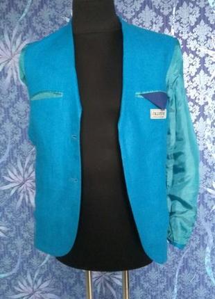 Мужской пиджак 100% лен