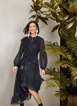 Волшебное, сказочное платье. conscious exclusive!6 фото