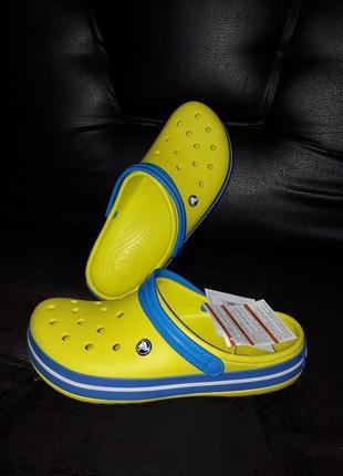 Сабо клоги crocs m12