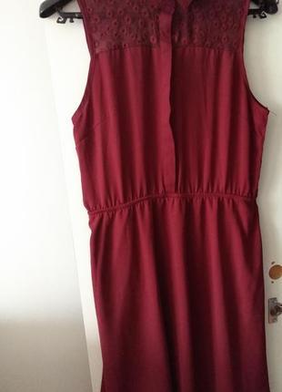 Ніжна літня сукня