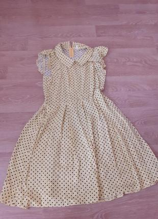 Легке літне плаття