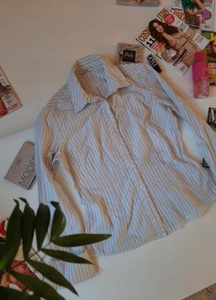 Рубашка на запонки
