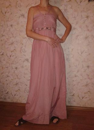 Платье-сарафан liu jo, италия, винтаж
