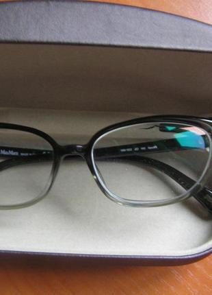 Женские очки  max mara, италия оригинал