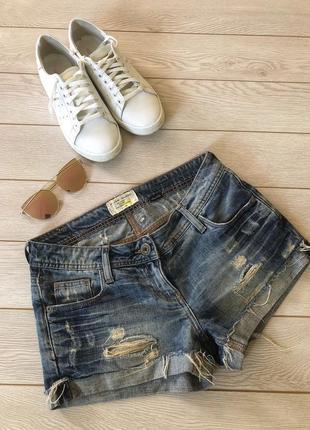 Шорты джинсовые, шорти джинсові
