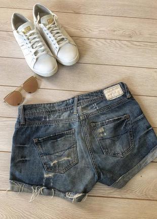 Шорты джинсовые, шорти джинсові2 фото