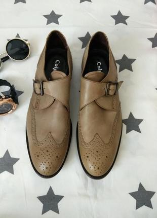 Туфли мужские / броги,  очень стильные