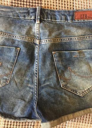 Джинсовые шорты ltb3 фото