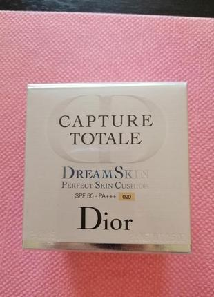 Dior capture totale dream skin perfect skin cushion spf 50/pa+++
