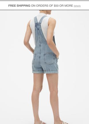 Комбинезон, ромпер, шорты, джинсы, gap, р.s, оригинал