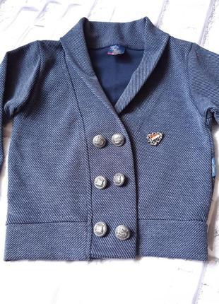 Детский свитер для мальчика, кардиган