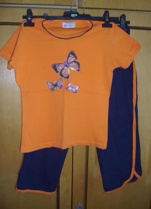 Спортивний жіночий космплект miss flexi 38 на xs - s