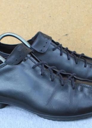 Кроссовки geox кожа италия 43р кеды туфли
