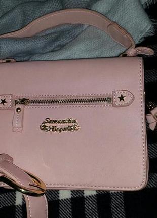 Пудровая сумочка