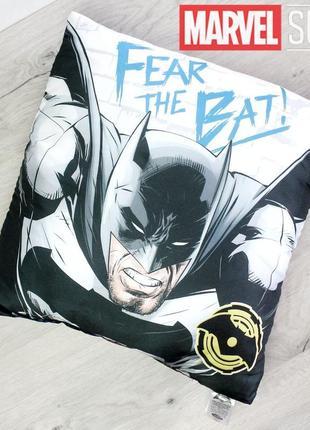 Подушка бэтмен супермен batman superman дс dc
