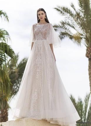 adf83163d1ad7b Свадебные платья Оксана Муха 2019 - купить недорого вещи в интернет ...
