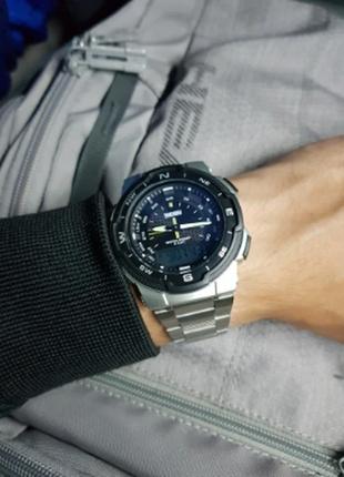 Мужские часы skmei 1370/casio