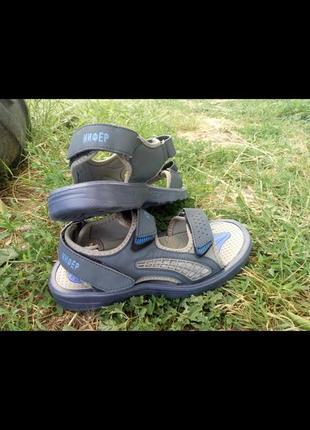Мужские летние сандалии/босоножки