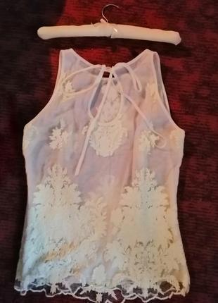 Абалденная, нежнейшая блузка