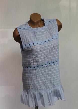 Хлопковая блуза next