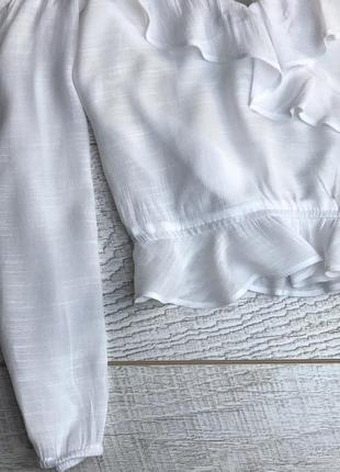 Блуза з відкритими плечима3 фото