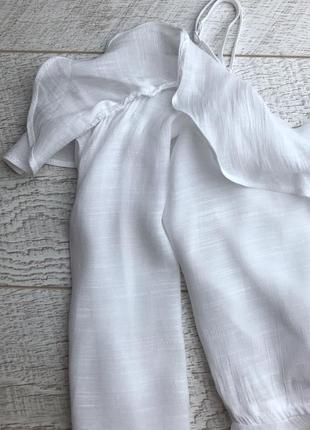 Блуза з відкритими плечима4 фото