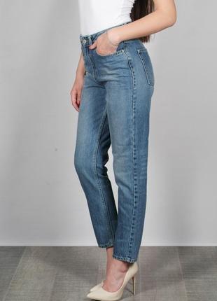 Крутые джинсы mom ltb высокая посадка пуговицы