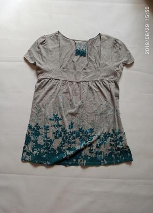 Трикотажная футболка 076к