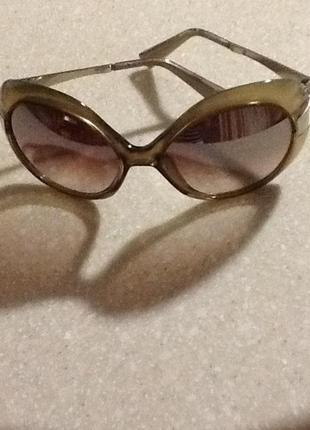 Солнцеащитные очки giorgio armani . оригинал