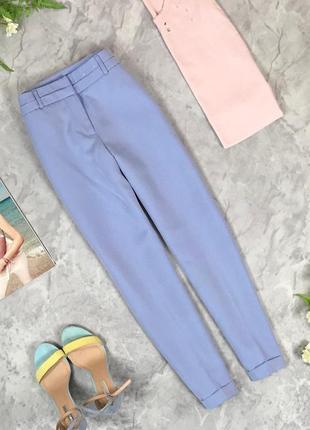 Голубые брюки для нежный и эффектных образов pn1926082  dorothy perkins