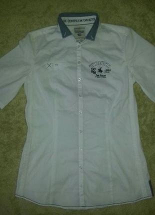 Рубашка, шведка, футболка polo tom tailor оригинал