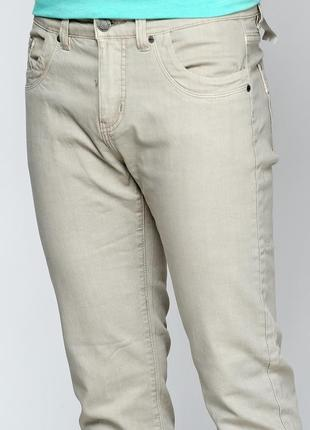 Джинсы, брюки мужские бежевые из сша производства германия
