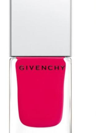 Новый лак для ногтей givenchy le vernis №26 оригинал