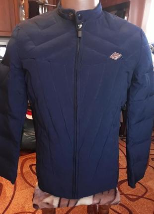 Чоловіча куртка бренду lee cooper