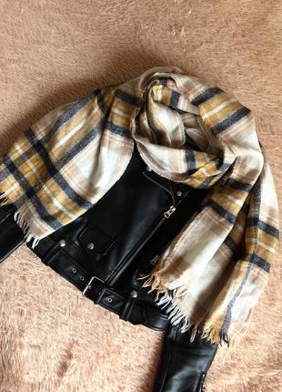 Крутой шарф h&m