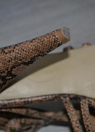 Босоножки graceland3 фото