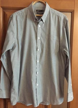 """Классная мужская рубашка """"cedarwood state """"."""