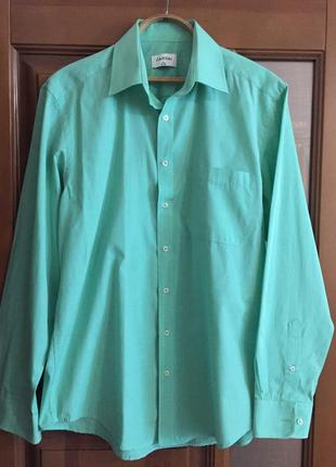 """Классная мужская рубашка """"canda """" c&a."""