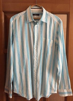 "Классная мужская рубашка ""zegna sport ""."