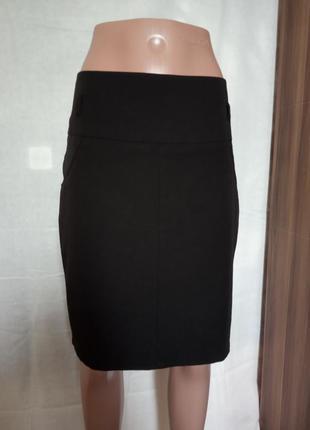 Офисная юбка,юбка-карандаш,стильная юбка,юбочка,46р,турция