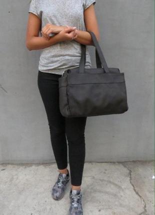 Большая сумка с длиной ручкой2 фото