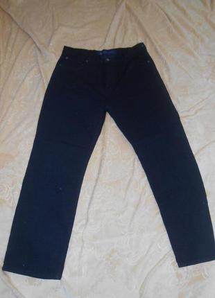 Брюки штаны джинсовые