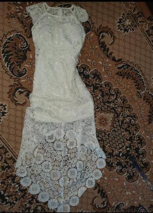 Роскошное платье....
