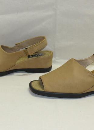 Босоножки сандалии ecco женские кожа размер 42