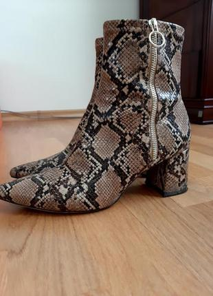 Супер ботинки stradivarius