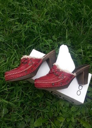 Туфли-шлёпанцы3 фото