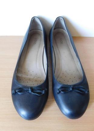 Туфли ecco 38-39 размер