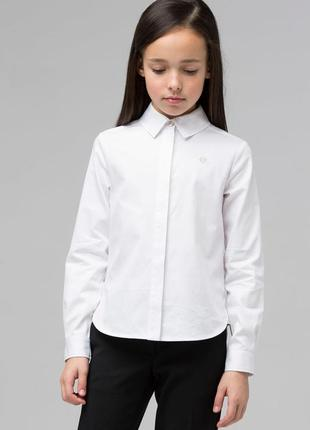 8-9лет.шикарная рубашка nutmeg.